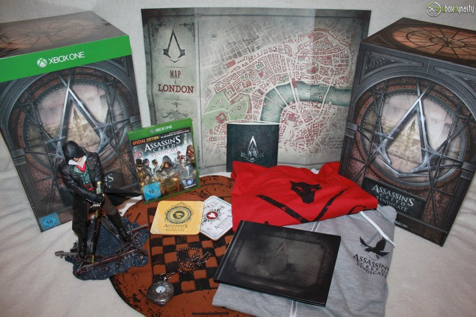 Download image Xboxdynasty Mega Assassin S Creed Syndicate Gewinnspiel ...