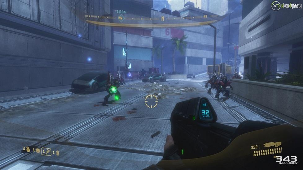 Xboxdynasty - Halo 3: ODST Gewinner ausgelost - Xbox One News