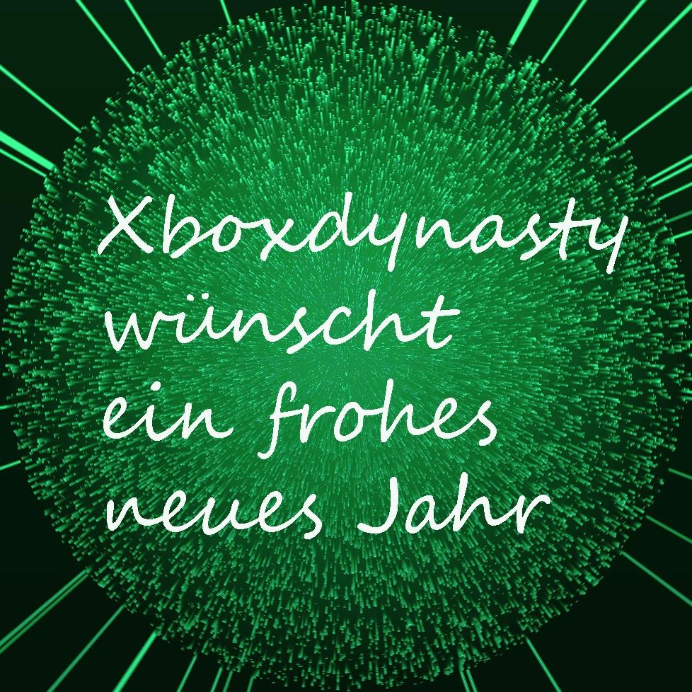 Xboxdynasty - Xboxdynasty wünscht ein frohes neues Jahr - Xbox One ...